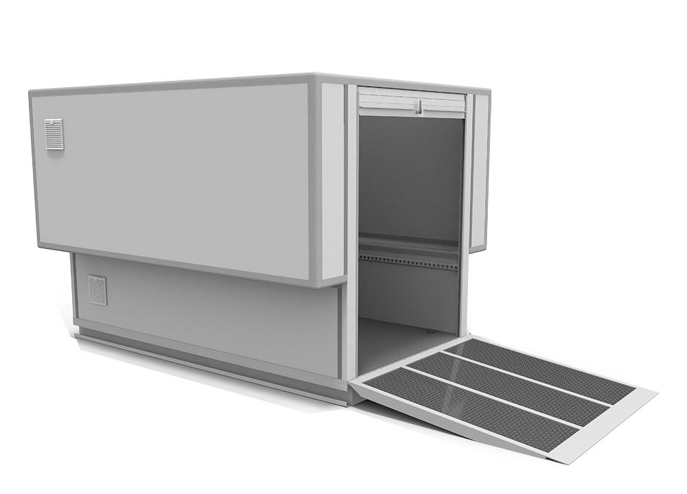 Cryogenic Transport & Storage